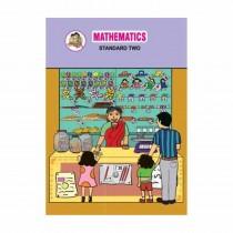 Balbharti Mathematics For Class 2 (English Medium)