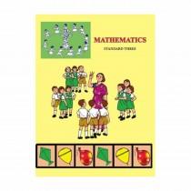 Balbharti Mathematics For Class 3 (English Medium)