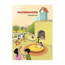 Balbharti Mathematics For Class 5 (English Medium)