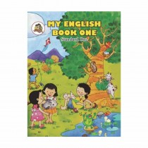 Balbharti My English Book Class 1