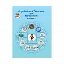 Balbharti Organisation of Commerce and Management For Class 11 (English Medium)