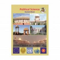 Balbharti Political Science For Class 11 (English Medium)