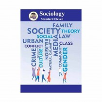 Balbharti Sociology For Class 11 (English Medium)