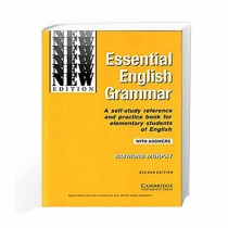 Cambridge Essential English Grammar with Answers, 2nd Edition By Murphy