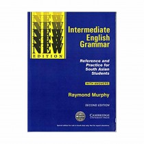 Cambridge Intermediate English Grammar By Murphy