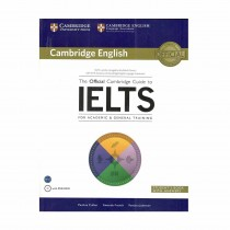 Cambridge The Official Cambridge Guide To Ielts Student's Book With Answers With Dvd Rom