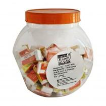 Camlin All Clear Eraser (Jar of 100)