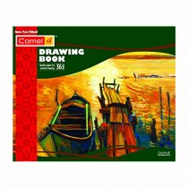 Camlin Big Drawing Book (36 Pages) Pack of 2