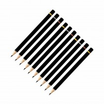 Camlin Charcoal Pencil (Pack of 10)