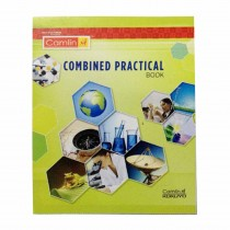 Camlin Combined Practical Book (Pack of 2)