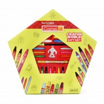 Camlin Crayon World Gift Set