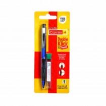 Camlin Double Klick Pen Pencil (0.7 mm) Pack of 2