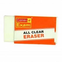 Camlin Exam All Clear Eraser (Carton of 20 pcs)
