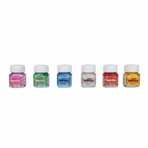 Camlin Fabrica Acrylic Pearl Colours 6 Shades (10 ml)