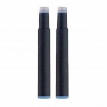 Camlin Fountain Blue Pen Ink Cartridge (Pack of 5)