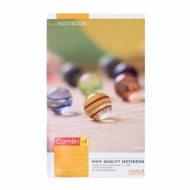 Camlin Long Notebook (Soft Cover) Pack of 3
