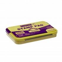 Camlin Metal Stamp Pad No.2 Medium Violet
