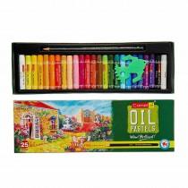 Camlin Oil Pastels 25 Shades + 1 Drawing Pencil
