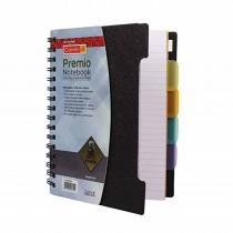 Camlin Premio Five Subject Notebook