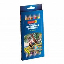 Camlin Premium Bicolour Pencils