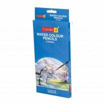 Camlin Water Colour Pencils (Set of 12 Shades)