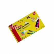 Camlin Wax Crayons 1000 - 12 Shades (Pack of 2)