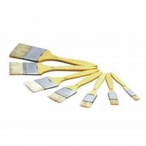 Camlin White Bristle Wash Brush (Series 58) Pack of 10