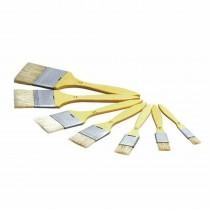Camlin White Bristle Wash Brush (Series 58) Pack of 5