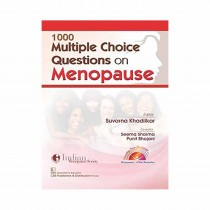 CBS Publishers 1000 Multiple Choice Questions on Menopause By Khadilkar 2019