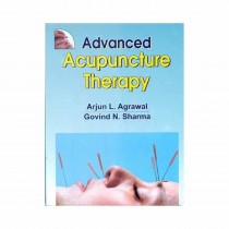 CBS Publishers Advanced Acupuncture Therapy By Agrawal 2019