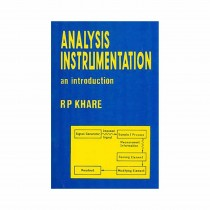 CBS Publishers Analysis Instrumentation An Introduction By Khare R P 2019