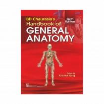 CBS Publishers BD Chaurasia's Handbook of General Anatomy, 6th Edi By Chaurasia B D 2020