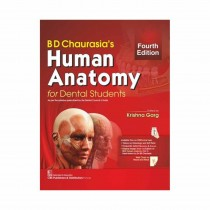 CBS Publishers BD Chaurasia's Human Anatomy for Dental Students, 4th Edi By 2020