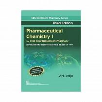 CBS Publishers CBS Confident Pharmacy Series Pharmaceutical Chemistry I, 3rd Edi By Raje 2019