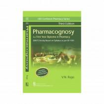 CBS Publishers CBS Confident Pharmacy Series Pharmacognosy, 3rd Edi By Raje 2020