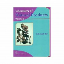 CBS Publishers Chemistry of Natural Products, Vol 3 By Kar Ashutosh 2020