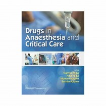 CBS Publishers Drugs in Anaesthesia & Critical Care By Padvi 2019