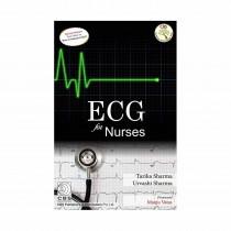 CBS Publishers ECG for Nurses By Sharma T 2020