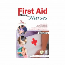 CBS Publishers First Aid Manual for Nurses, 2nd Edi By Sira S 2020