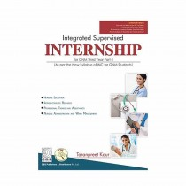 CBS Publishers Integrated Supervised Internship for GNM Third Year Part-II By Kaur 2019