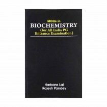 CBS Publishers MCQ's in Biochemistry By Harbans Lal 2019