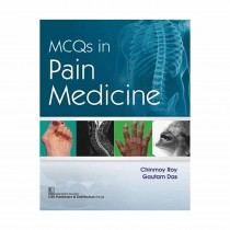 CBS Publishers MCQs in Pain Medicine By Roy 2019