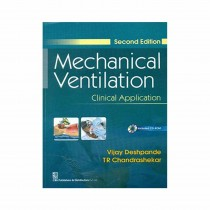 CBS Publishers Mechanical Ventilation 2nd Edi with CD By Deshpande 2019