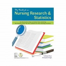 CBS Publishers My Notebook on Nursing Research & Statistics By Kaur 2019