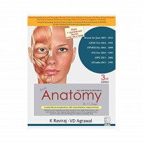 CBS Publishers Revise Anatomy in 15 Days New SARP Series for NEET,NBE,AI 3rd Edi By Raviraj K 2019