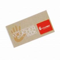 Celebro Voucher Book (Pack of 6)