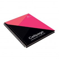 Cellpage College Single Subject Book Soft Bound