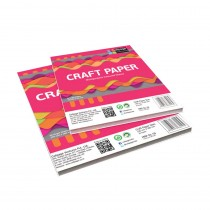 Cellpage Craft Paper 8 Colours 25 Pages (Pack of 3)