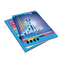 Cellpage Graph Book Soft Bound (Pack of 3)