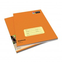 Cellpage Notebook Hard Bound Brown (Pack of 6)